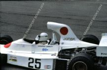 "Maki F1 Howden Ganley. British GP 1974  7x5"" photo (b)"